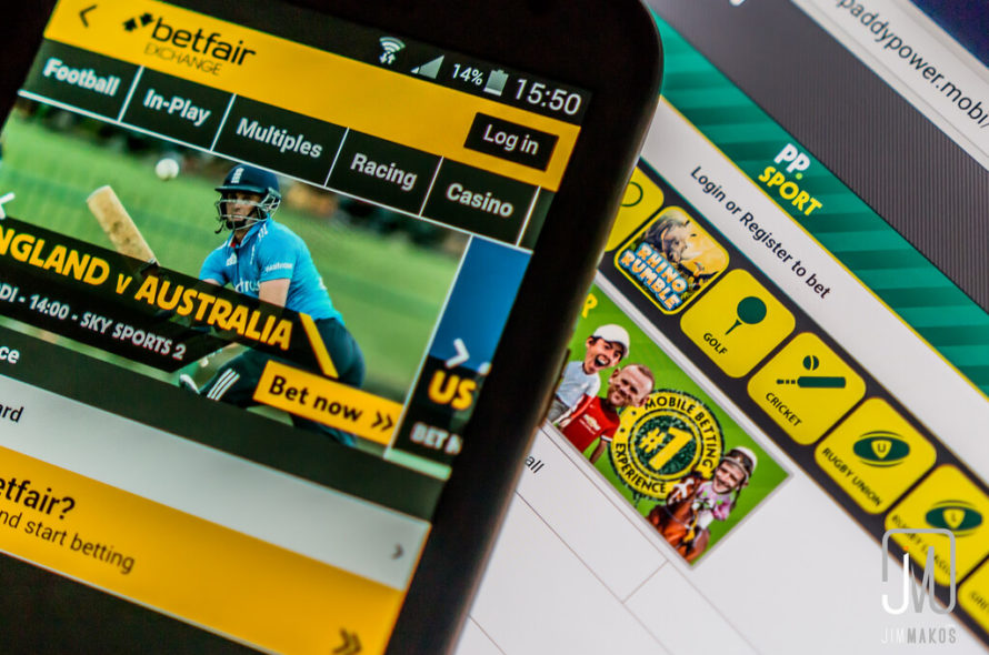 Betting Help Mobile application