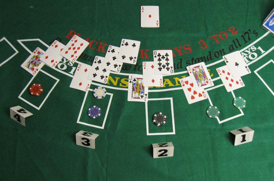 Major Factors Involved In Playing Online Blackjack