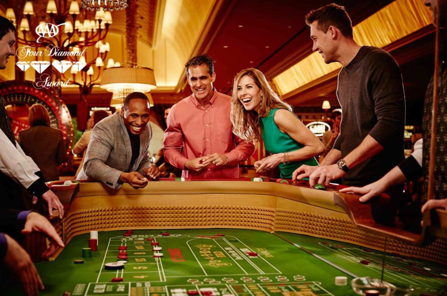 Are Online Casino Games Safe To Play At?
