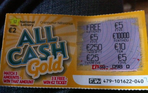 Players Should Make The Most Of The Irish Lotto Information