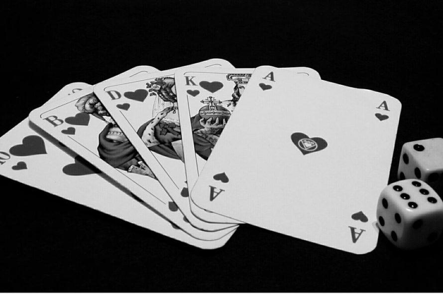 The Public Aspect Of On-Line Poker Desk Selection