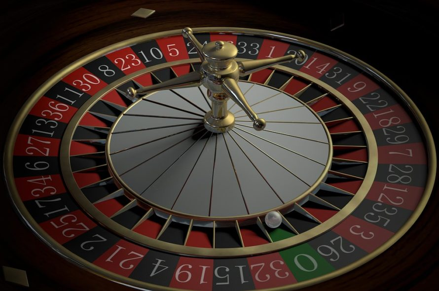 Turning the Wheel in Roulette